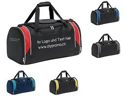 Schöne Sporttasche für Unternehmen und Sportclubs