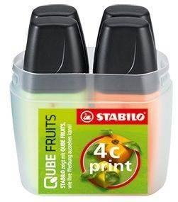 Stabilo Boss Mini 4er-Box