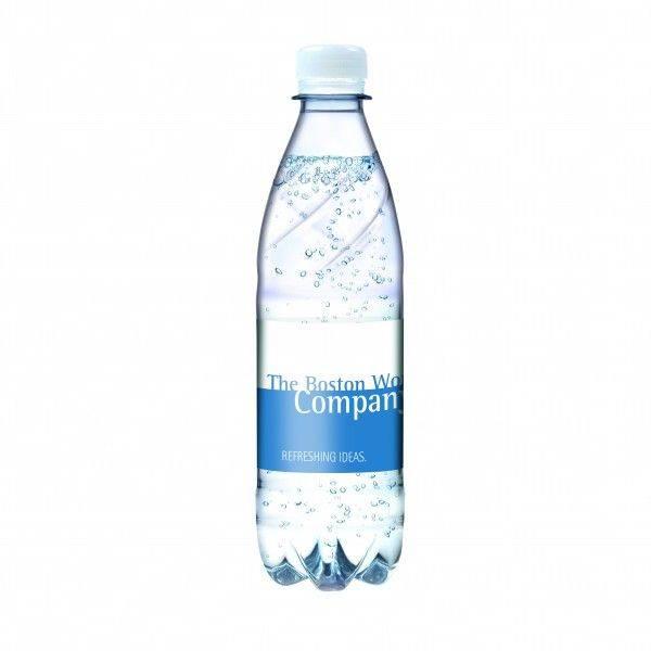 500 ml Wasserflasche spritzig