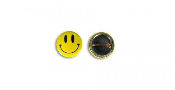 25 mm Button mit D-Nadel
