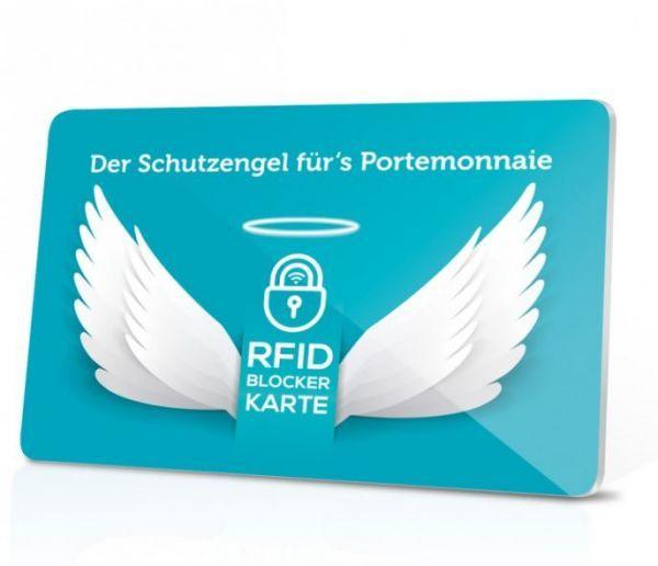 RFID-Blocker Karte - Blockerfunktion