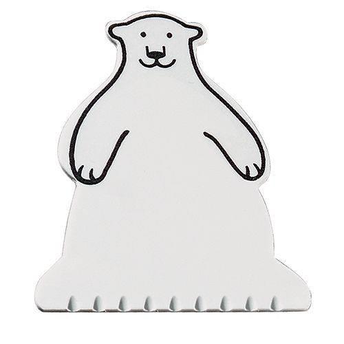 Eiskratzer Eisbär
