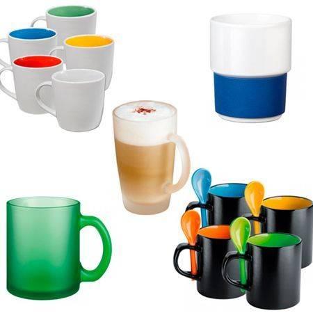 Tassen und Becher Werbeartikel