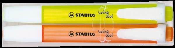 Stabilo Swing Cool 2er-Etui