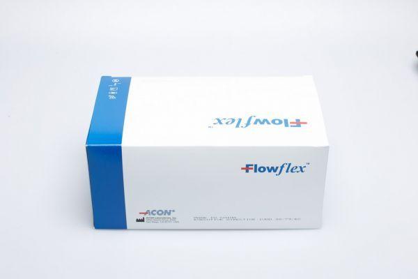 COVID-19 Antigen Schnelltest für die Nase von Flowflex®