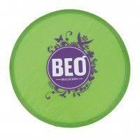 Faltbare Frisbee mit Hülle