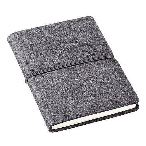 Notizbuch Filz
