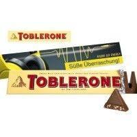 Toblerone 100 g mit Werbeschuberl