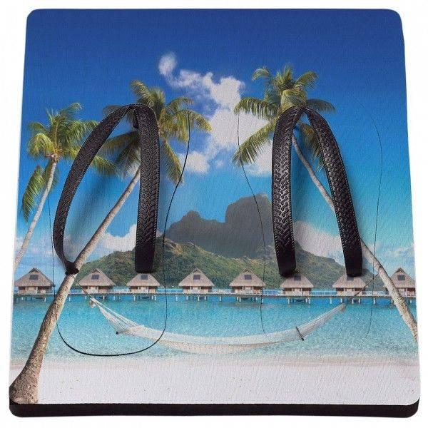Strand Schlappen Paradiso Größe 36 bis 40