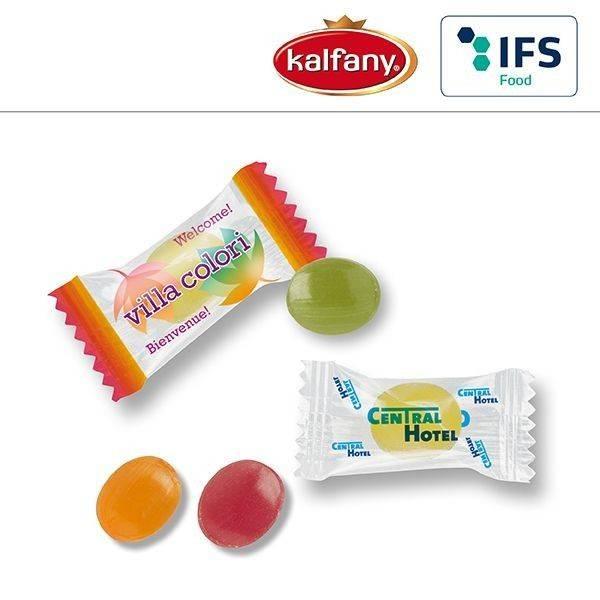 Mini-Bonbons im Flowpack