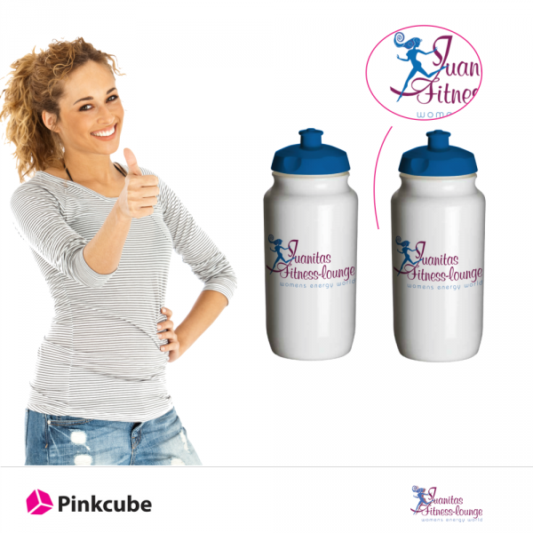 Juanitas-Sport-Trinkflaschen