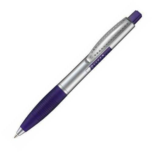 Ritter Pen Kugelschreiber Club Silver