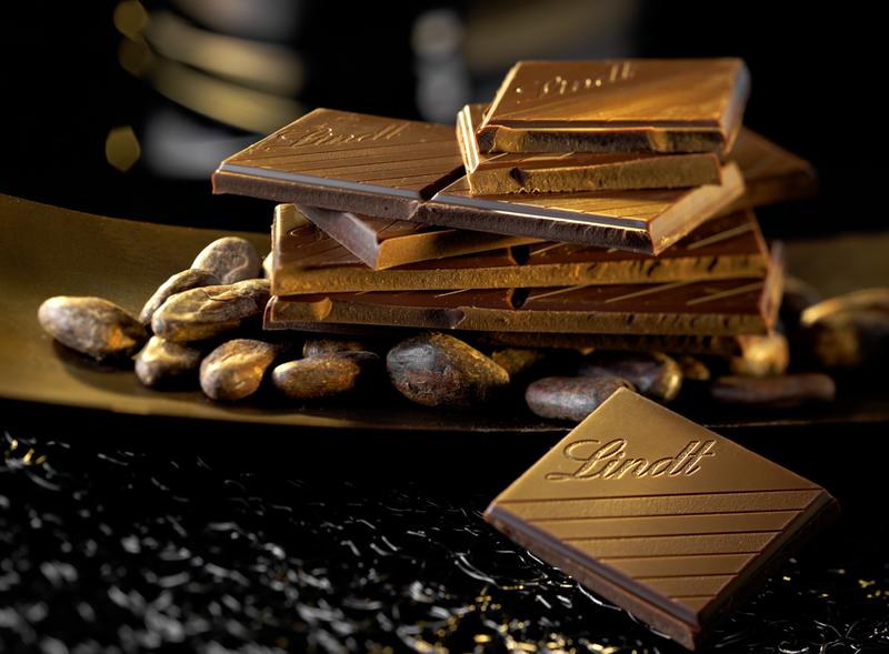 Edle Lindt Schokolade