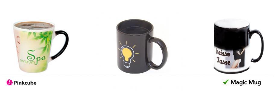 Magic Mug Beispiele