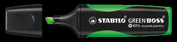 Stabilo Green Boss
