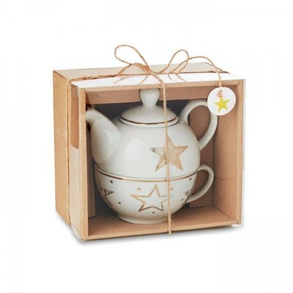 BODIL TEA Tea-Set Unbedruckt