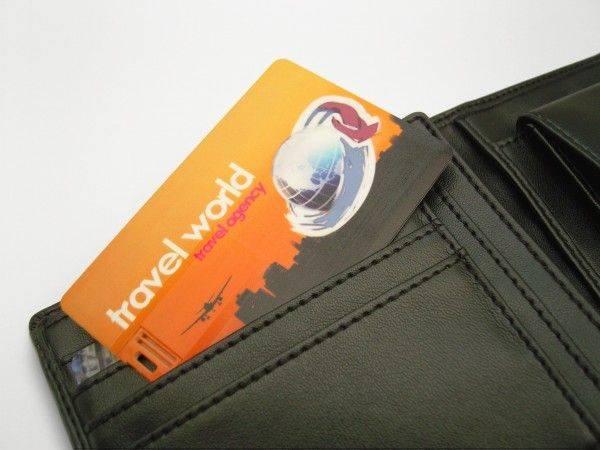 USB Stick Credit Card 3.0