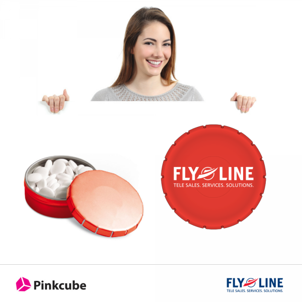 Referenz-Flyline