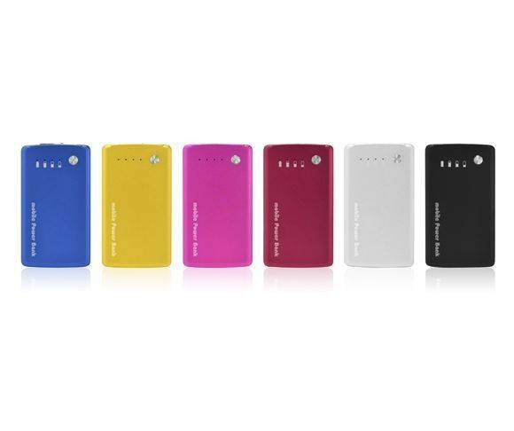 Powerbank Visa Plus 5600 mAh