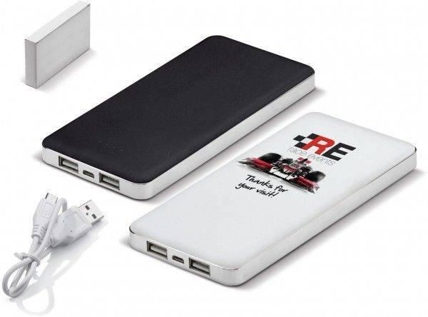 Powerbank Flat 11000 mAh
