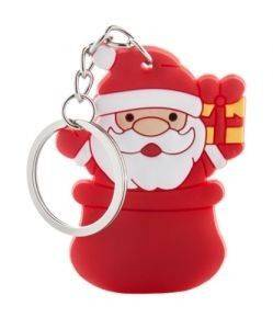 """""""Tridux"""" Schlüsselanhänger Weihnachtsmann"""