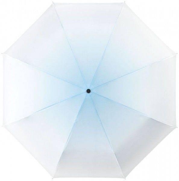 """21,5"""" Schirm mit 2 Segmenten und Farbverlauf"""