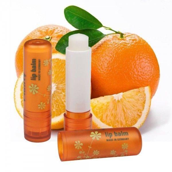 Lippenpflegestift Orange