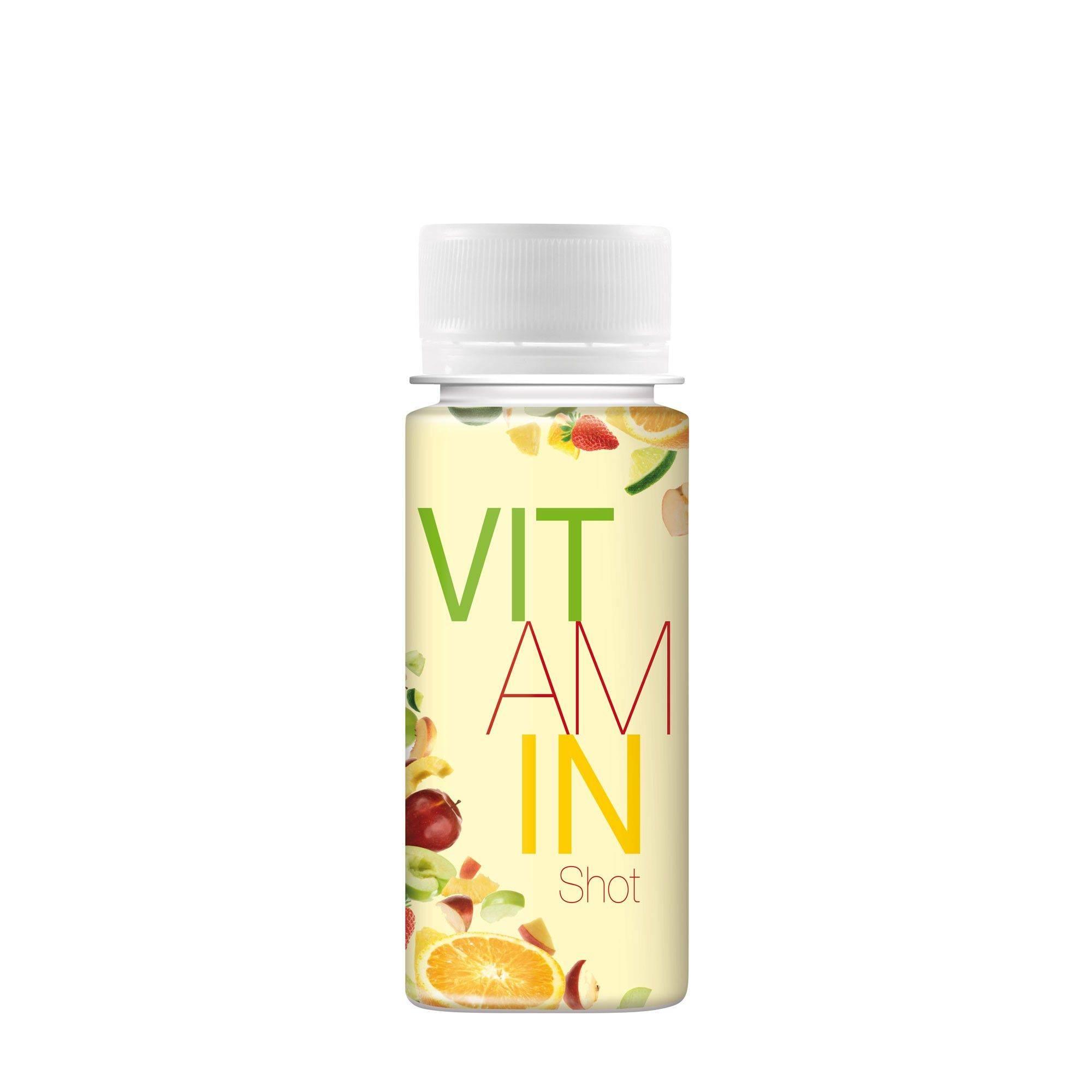 Vitamin Shot 60 ml bedrucken (Werbeartikel) - ab 1,09 €