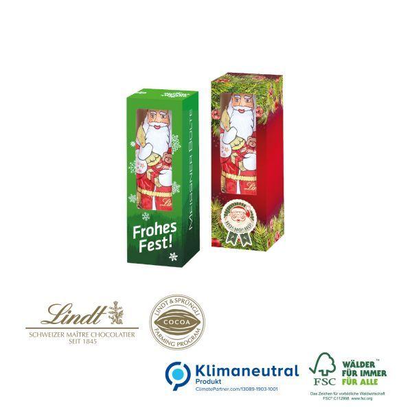 Weihnachtsmann von Lindt, 10g