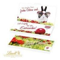 """Grußkarte mit Schokoladentafel """"Excellence"""""""