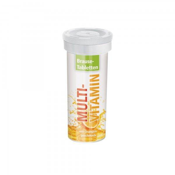 10 Brausetabletten - Multivitamin