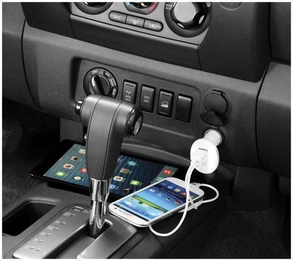 Martin Doppeltes USB Autoladegerät