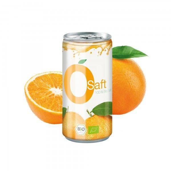 Bio Orangensaft Classic 200 ml