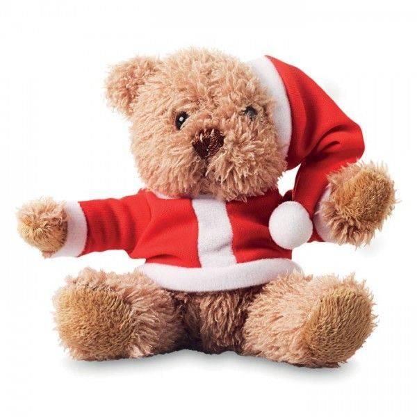CLAUSI Plüsch-Teddybär