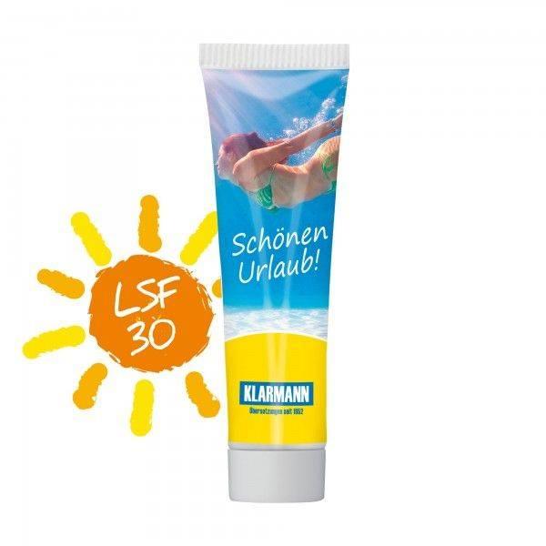 Sonnenmilch LSF 30