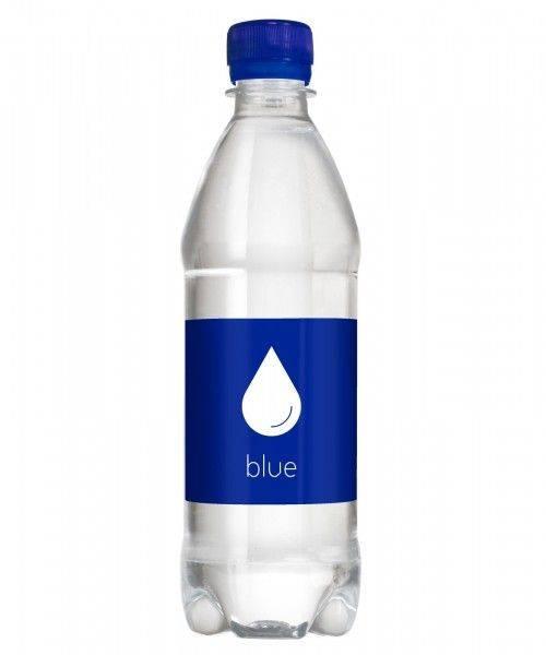 Wasser 500 ml Drehverschluss
