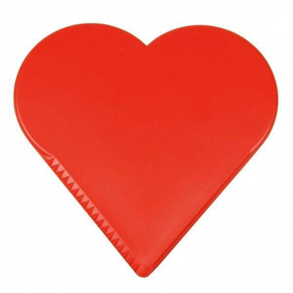 Eiskratzer Herz