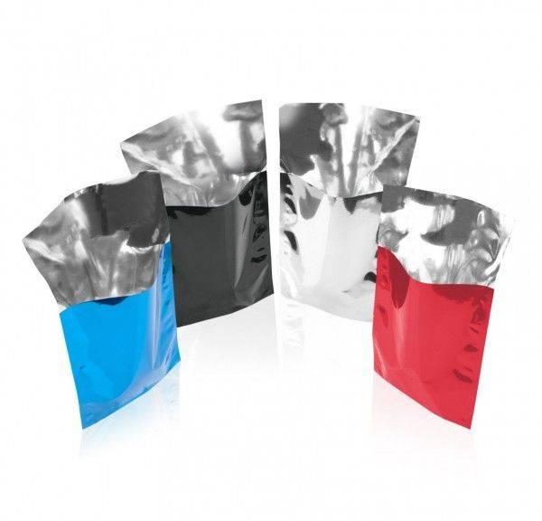Geschenkbeutel Metallic