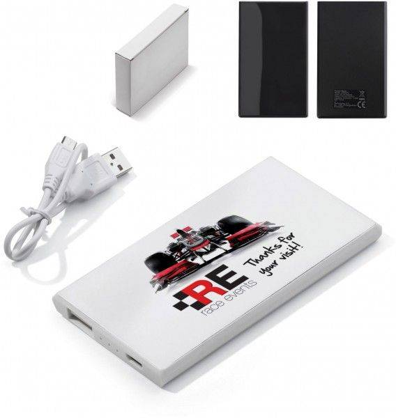 Powerbank Compact 2000 mAh