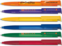 Farben für den Senator Super Soft Clear